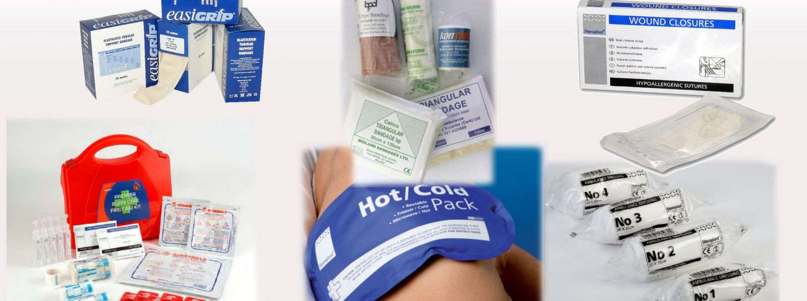 Medical & First Aid Consumables