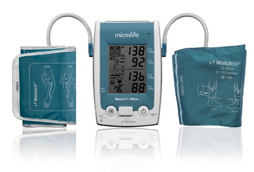 WatchBP Office ABI | Blood Pressure Monitor