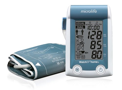 WatchBP_HomeA | Blood Pressure Monitor