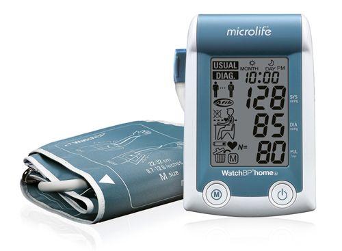 WatchBP_HomeA | Blood Pressure Monitor