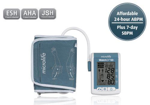 WatchBP_O3 | Blood Pressure Monitors