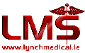 Lynch Medical Supplies Sticky Logo Retina