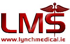 Lynch Medical Supplies Retina Logo